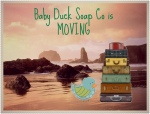 News & New Baby Duck Soap Co Additions